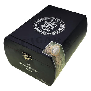 Tatuaje Black Private Reserve Toro Closed Box