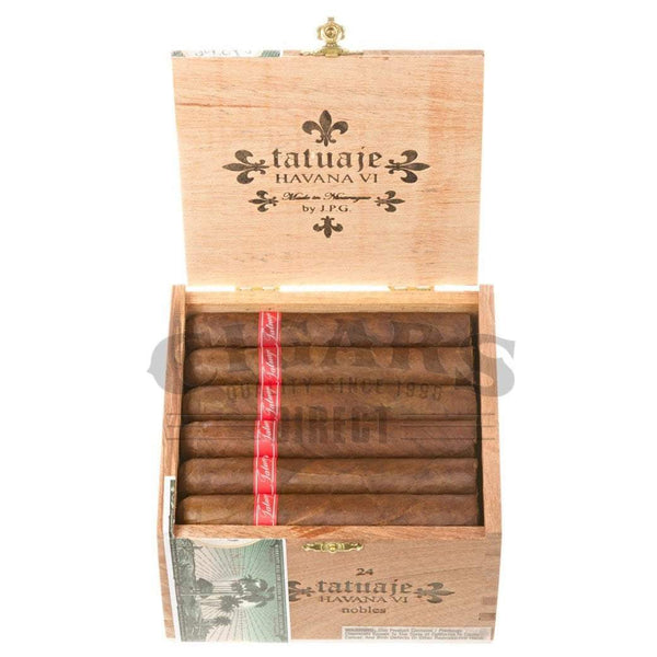 Load image into Gallery viewer, Tatuaje Havana Vi Nobles Box Open