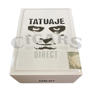 Tatuaje Monster Series Karloff Box Closed