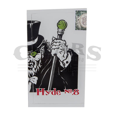 Tatuaje Monster Series Hyde No.8 Dressed Box closed