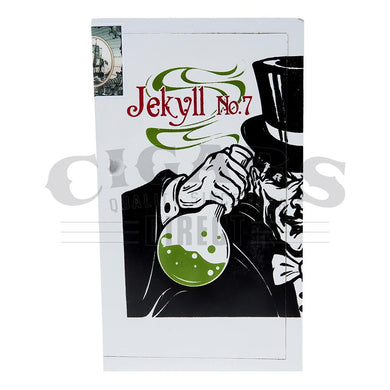 Tatuaje Monster Series The Jeckyll - No.7 Dressed Box Closed