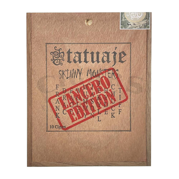 Load image into Gallery viewer, Tatuaje Skinny Monsters Lancero Sampler