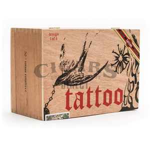 Tatuaje Tattoo Caballero Closed Box