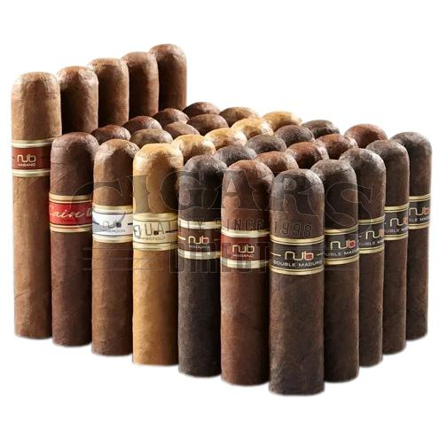 The NUB-erlode Sampler II