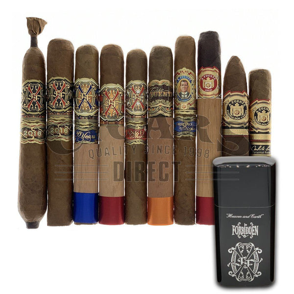 Load image into Gallery viewer, Arturo Fuente Ultimate Fuente Friday Sampler With Black Case