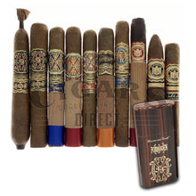 Load image into Gallery viewer, Arturo Fuente Ultimate Fuente Friday Sampler With Macassar Case