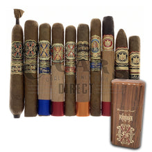 Load image into Gallery viewer, Arturo Fuente Ultimate Fuente Friday Sampler With Rosewood Case