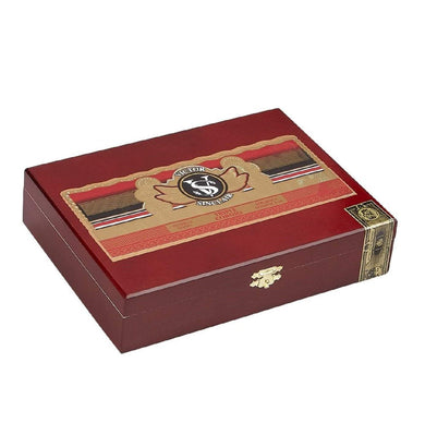 Victor Sinclair Triple Corojo Churchill Closed box