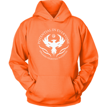 Load image into Gallery viewer, Potential In Everyone Unisex Hoodie - Potential In Everyone