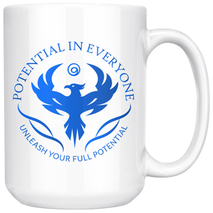 Potential In Everyone Coffee Mug - Potential In Everyone