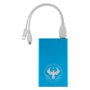Potential In Everyone Power Bank - Potential In Everyone