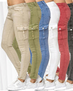 Women's Skinny Slim Tight Bottoms Jeans Pants