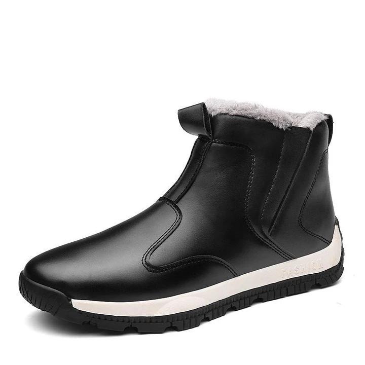 Men's comfortable casual cotton shoes snow boots