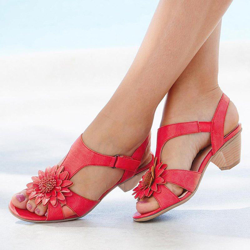WOMEN DRESS SUMMER SANDALS