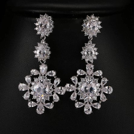Bridal Earrings EA35RG