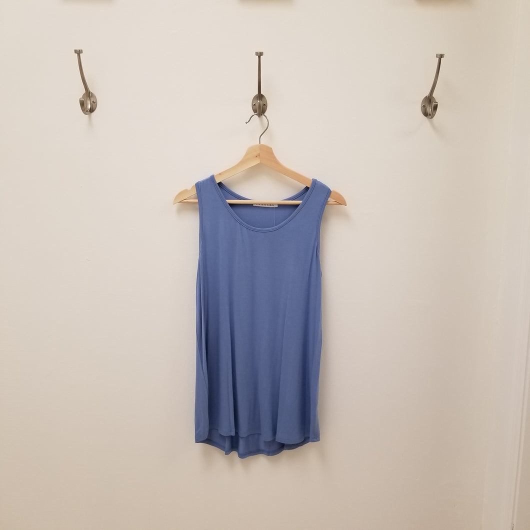 Powder Blue tank top