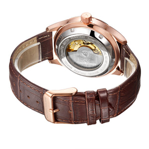 Marvel | 43mm <small> <br>Classic Leather<br> Lunar Rose </br> </small> <center>