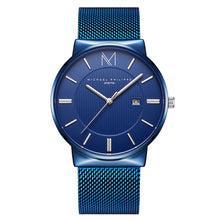 Load image into Gallery viewer, Jetsetter | 40mm<small><br>Milanese Mesh<br> Atomic Rose</br></small><center>