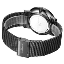 Load image into Gallery viewer, Jetsetter | 40mm <small> <br>Milanese Mesh<br> Star Silver</br> </small> <center>