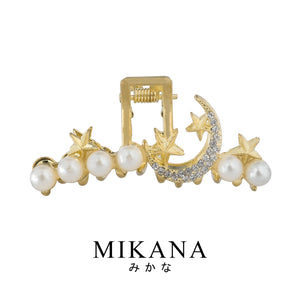 Mikana 18k Gold Plated Amaya Stud Earrings accessories for women