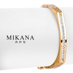 Mikana 18k Gold Plated Himari Link Bracelet accessories for women