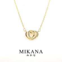 Load image into Gallery viewer, Mikana 18k Gold Plated Sweetheart Jewelry Set Accessories For Women