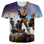 3D Fortnite T-Shirt