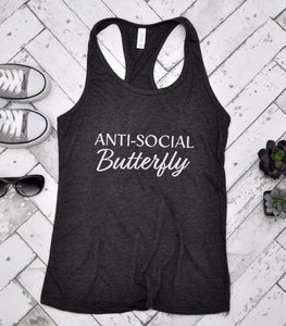 Antisocial Butterfly Tank