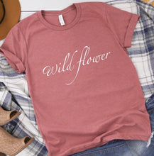 Load image into Gallery viewer, Wildflower Tee