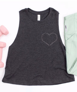 Good Karma Heart Tank
