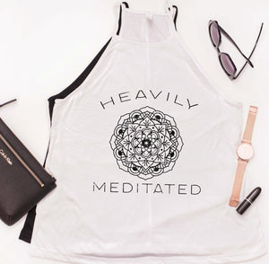 Heavily Meditated Halter