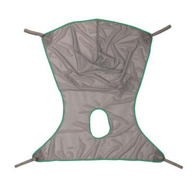 Comfort Sling with Commode Opening Large