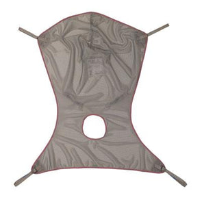 Comfort Sling with Commode Opening Medium
