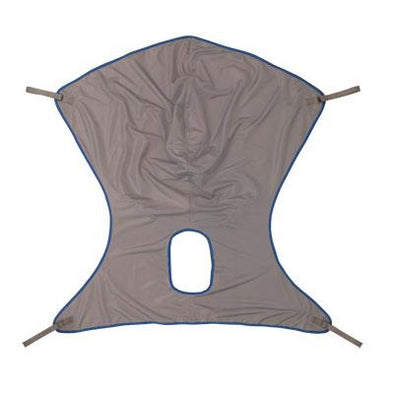Comfort Sling with Commode Opening Polyester Extra Large