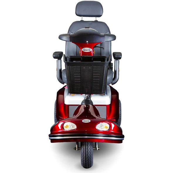 Shoprider Enduro XL3Plus Deluxe Heavy Duty Scooter 3Wheel Burgundy 777XLSBN
