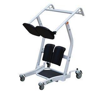 Hoyer Manual Stand Aid Patient Lift - 400LB Capacity