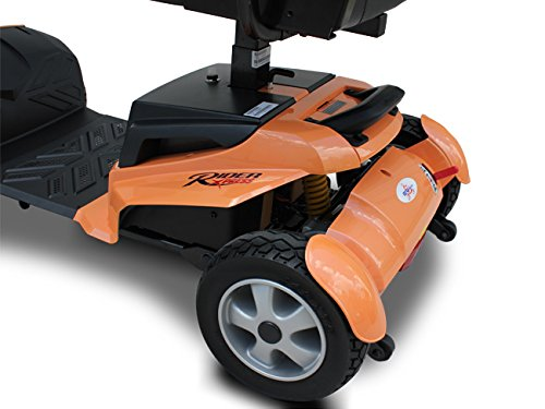 EV Rider – The RiderXpress 4 Wheel Power Scooter – 3 Colors