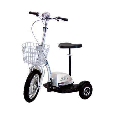 PET Pro Flex 500 Folding Transport Mobility Scooter – 3 Wheel
