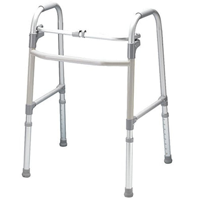 Carex Health Brands Single-Button Adult Walkers