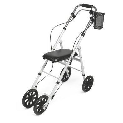 Medline Basic Knee Walker with Cup Holder MDS81000