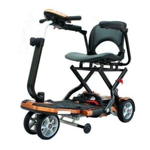 EV Rider Transport Plus Manual Folding Mobility Scooter with Lithium  Batteries - seniormobility