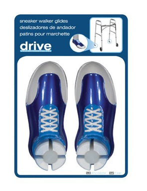 Driver Medical Sneaker Walker Glides - Blue rtl100014