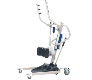 Invacare Reliant 350 Stand-Up Patient Lift Manual Low Base RPS350-1