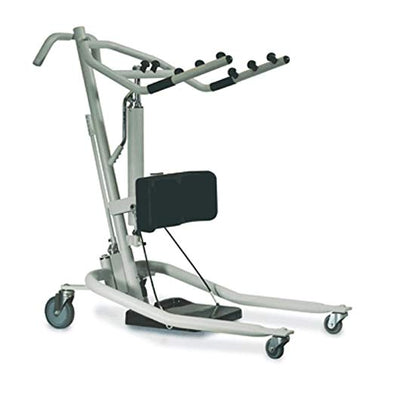 Invacare Get-U-Up Hydraulic Stand-Up Patient Lift GHS350