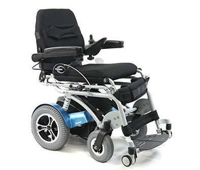 Karman XO-202 Full Power Stand Up Power Mobility Chair