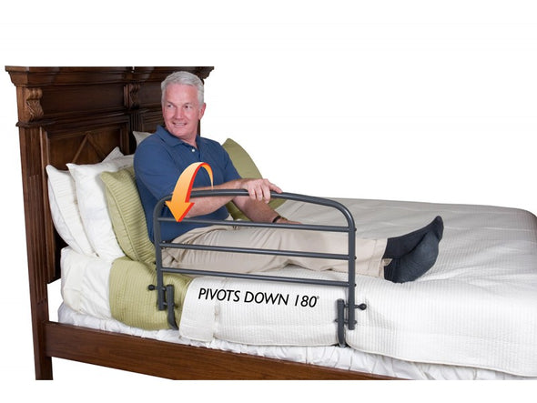 Stander Home Safety Adult Fall Prevention Bed Rail - 30""