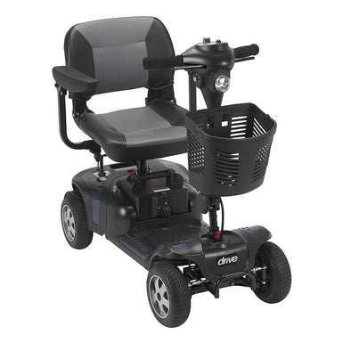 Drive Medical 4 Wheel Phoenix Heavy Duty Power Scooters phoenixhd4