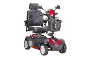 Drive Medical 4 Wheel Ventura Power Mobility Scooters with Captain Seat