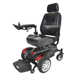 Drive Medical Front Wheel Drive Titan X16 Power Wheelchairs