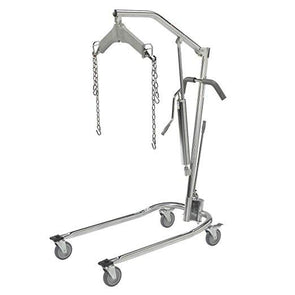 Drive Medical New Style Patient Lift - Chrome